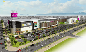 Trung tâm thương mại Aeon Mall thứ 3 tại Hà Nội ngay gần dự án