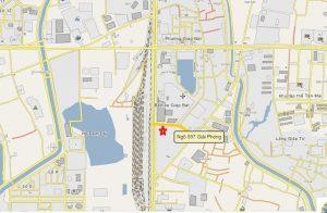 Dự án Geleximco Southern Star Giải Phóng Google Map