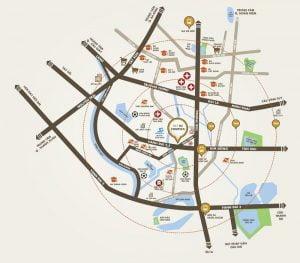 Dự án T&T DC Complex tọa lạc tại số 120 Định Công